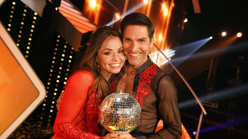"Christina Luft und Christian Polanc bei ""Let's Dance"""