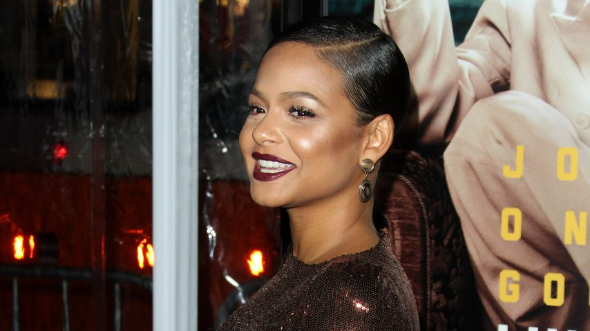 "Christina Milian bei der ""Live By Light""-Premiere in Hollywood"