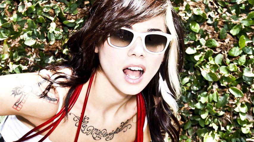 Sängerin Christina Perri hat 45 Tattoos!