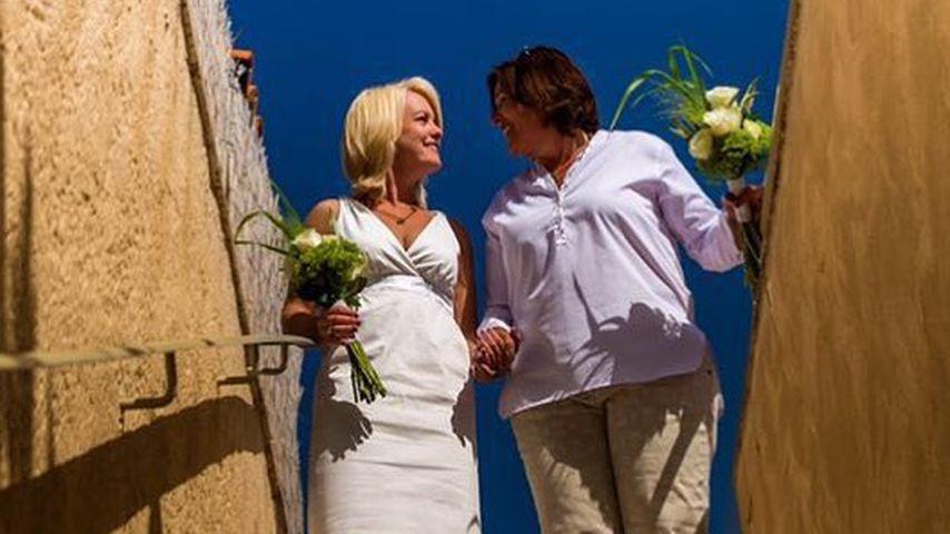 Vera Int-Veen verrät Details über ihre geheime Hochzeit!