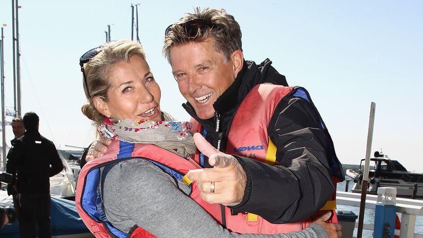 Christine Mayn und Nick Wilder, Schauspieler