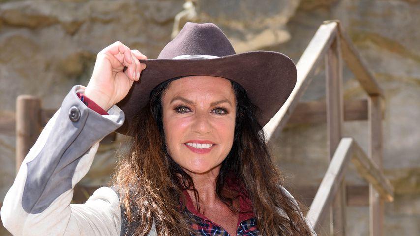 Christine Neubauer, Schauspielerin bei den Karl-May-Spielen in Bad Segeberg 2018