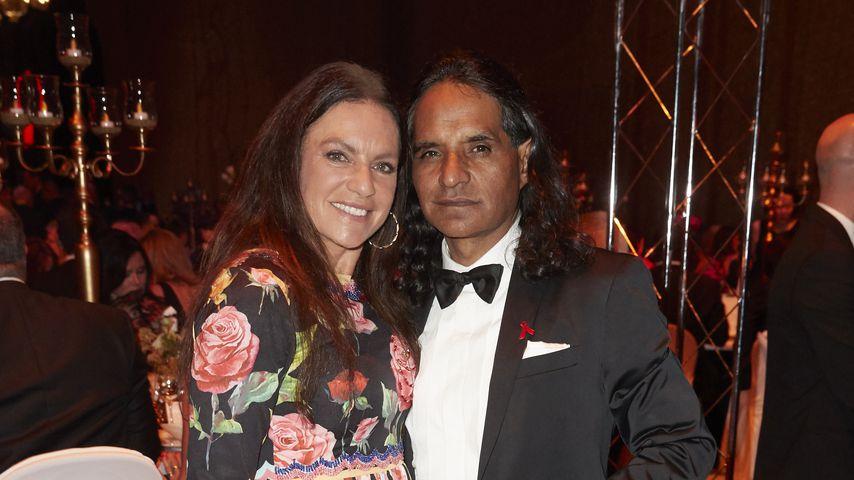 Christine Neubauer und José Campos, 2018