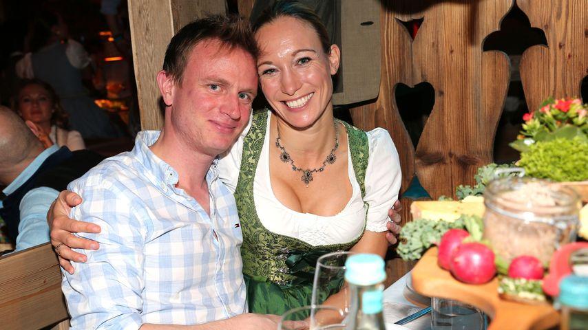 """Biggest Loser""-Baby: Moderatorin Christine Theiss ist Mama!"