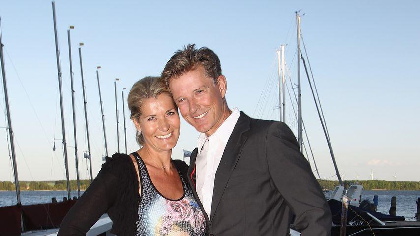 Christine Mayn und Nick Wilder in Bad Saarow