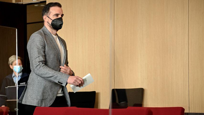 Christoph Metzelder im Gerichtssaal