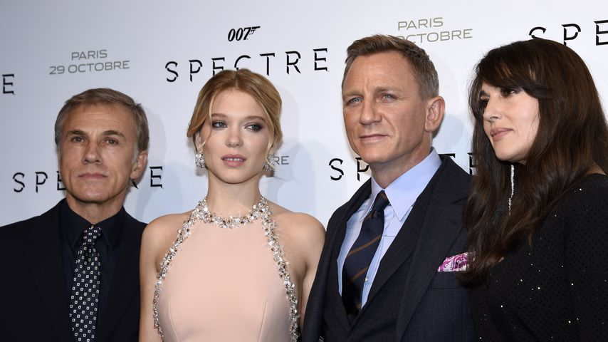Neue Bond-Girls: Monica Bellucci & Léa Seydoux!