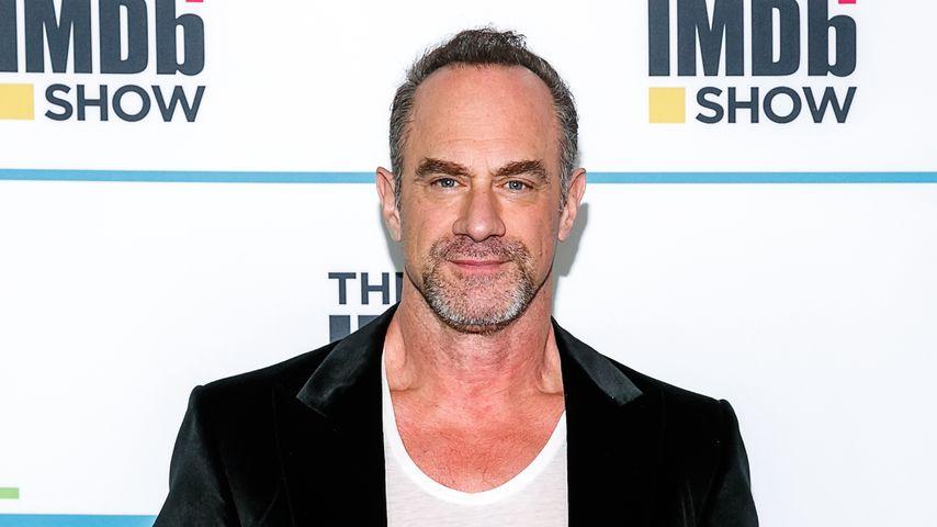 "Christopher Meloni bei der ""IMDb Show"", 2019"