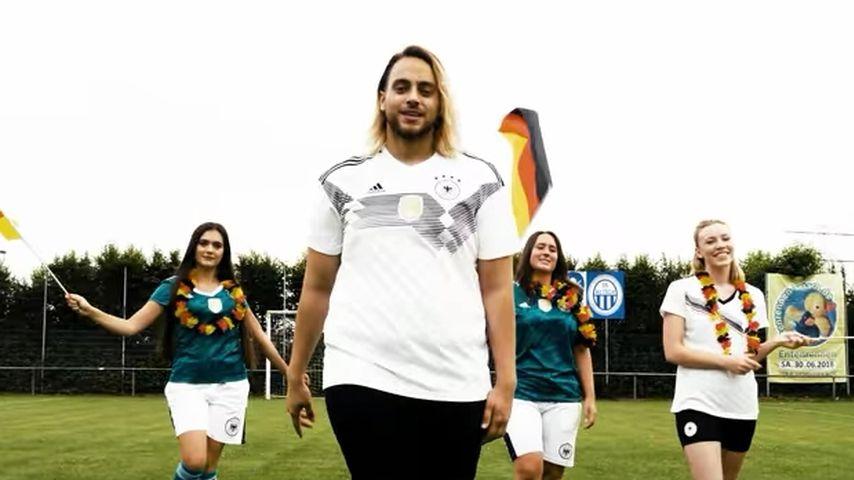 """Mit eigenem Song: """"Biggest Loser""""-Christos im WM-Fieber!"""