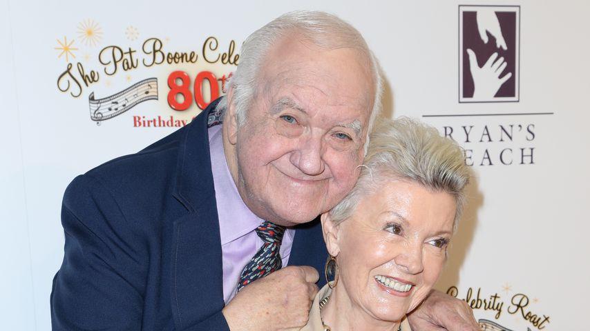 Chuck McCann mit seiner Frau Betty Fanning