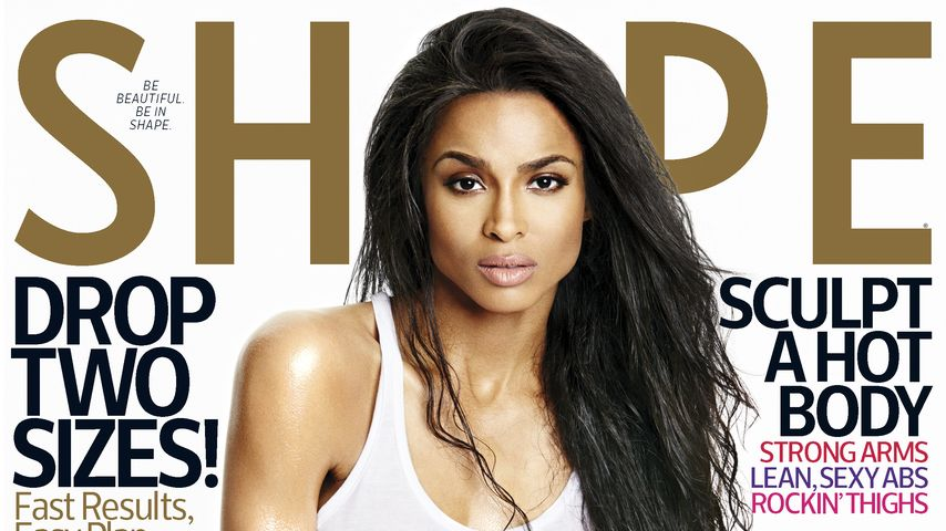 Shape-Covergirl: Ciara ist heißer denn je!