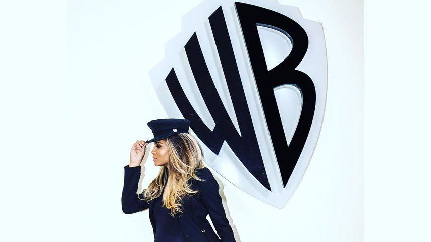 Sängerin Ciaras Mega-Erfolg: Plattenvertrag bei Warner Bros!