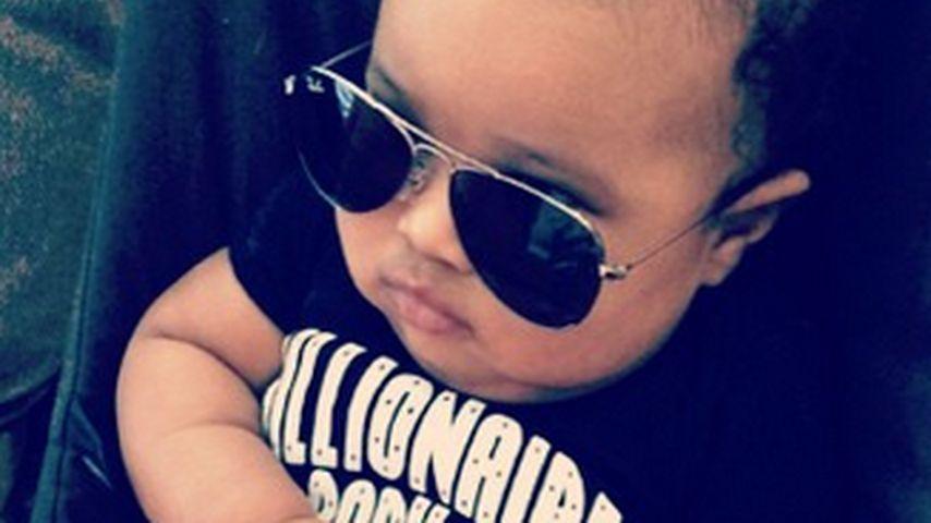 Billionaire-Baby: Ciara zeigt ihren Mini-Future