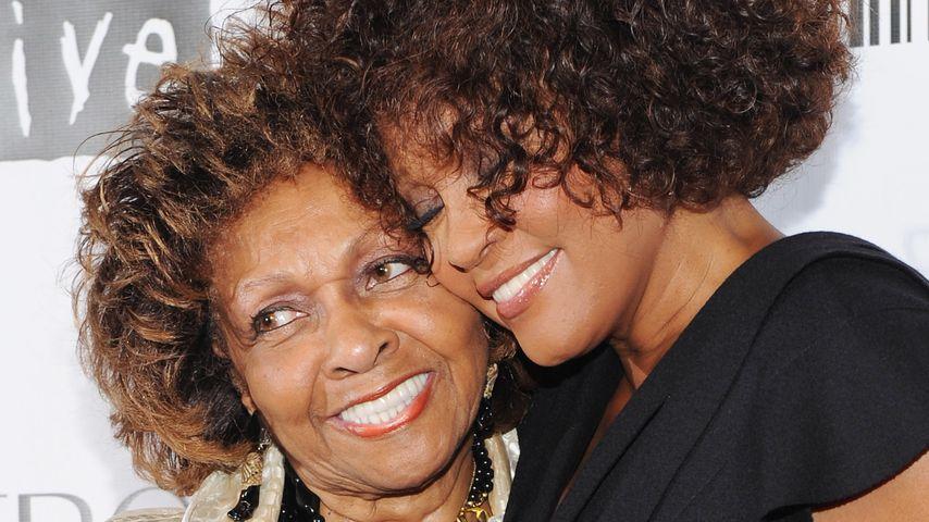 Schicksalsschlag: Whitney Houstons Mutter Cissy hat Demenz!