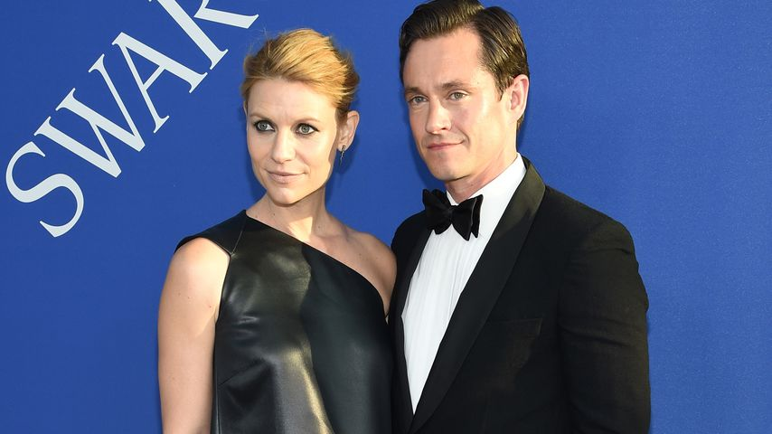 Claire Danes und Hugh Dancy bei den CFDA Awards in New York