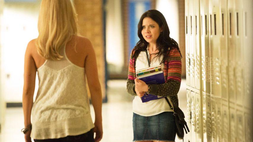 """Claire Holt und Grace Philipps in der 4. Staffel von """"Vampire Diaries"""""""