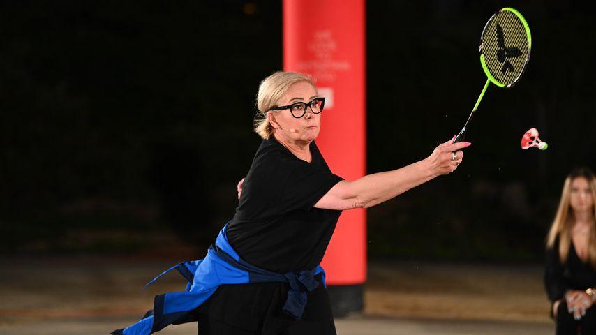 """Claudia Effenberg bei """"Schlag den Star"""""""