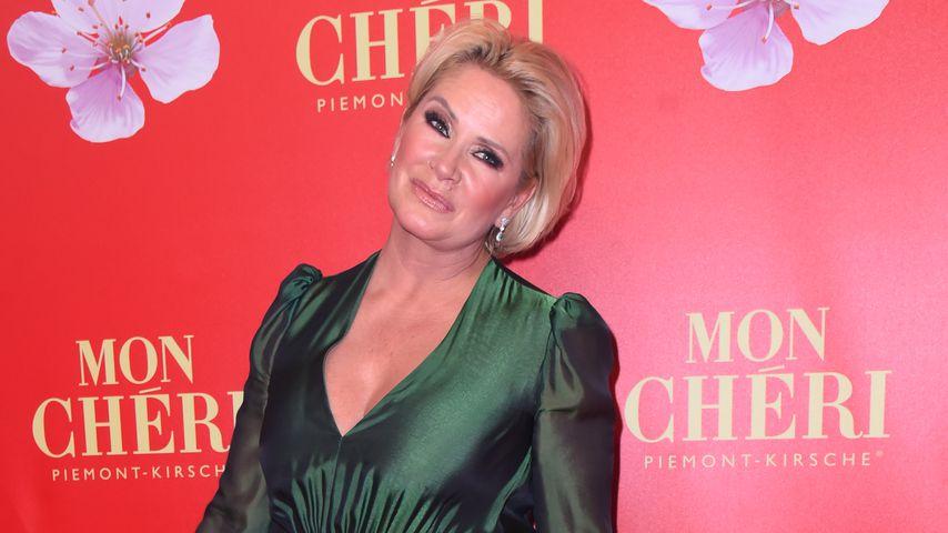 """Claudia Effenberg beim """"Mon Chérie""""-Barbaratag in München"""