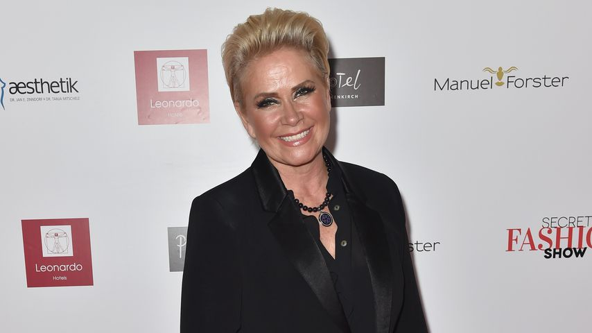 Claudia Effenberg: Nach Tumor-OP 15 kg zugenommen