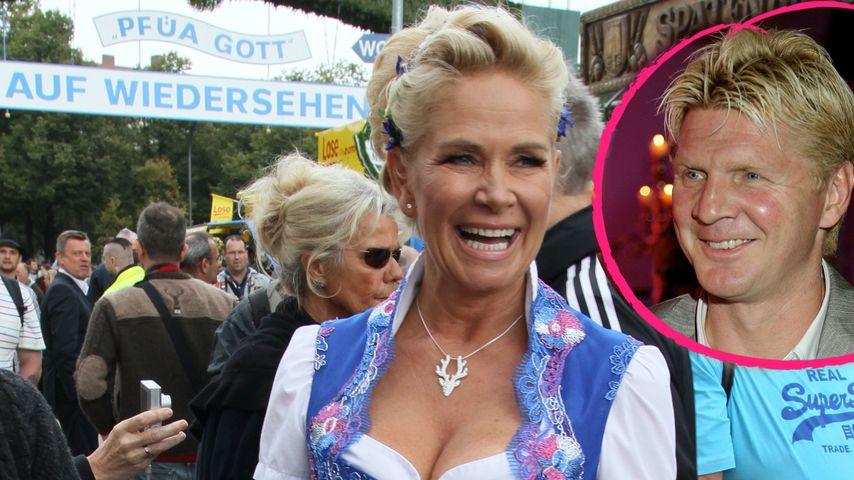 Zurück zu Stefan? Claudia Effenberg trägt Ehering!