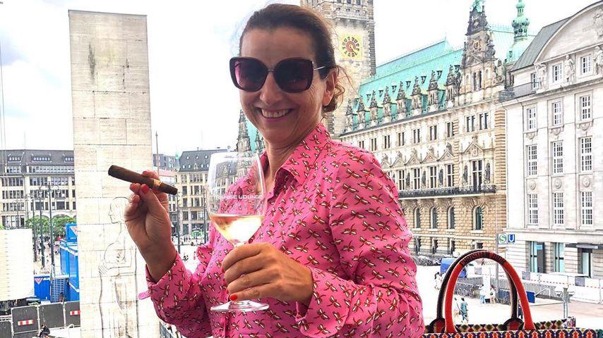 Claudia Obert in Hamburg im Juni 2020