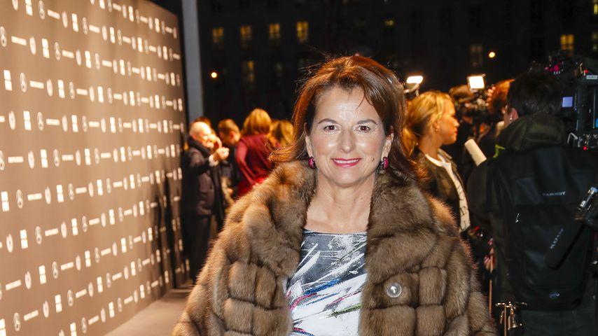 Claudia Obert im Januar 2018 in Berlin