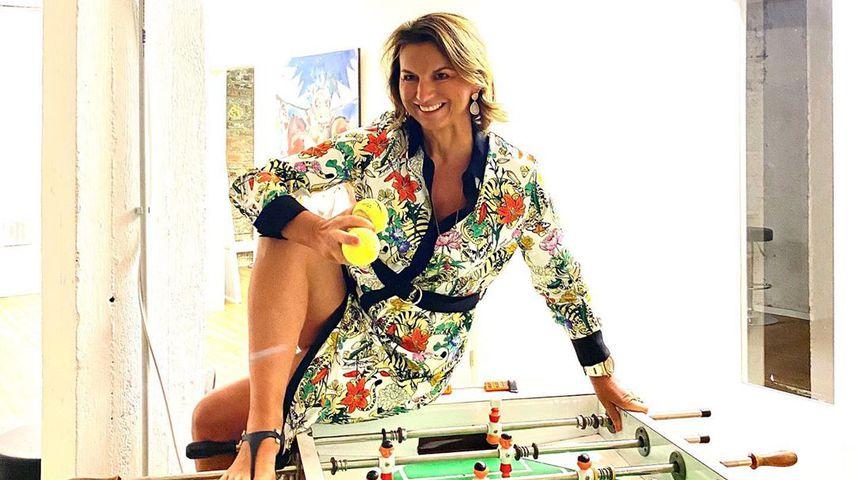 Claudia Obert im Jahr 2020