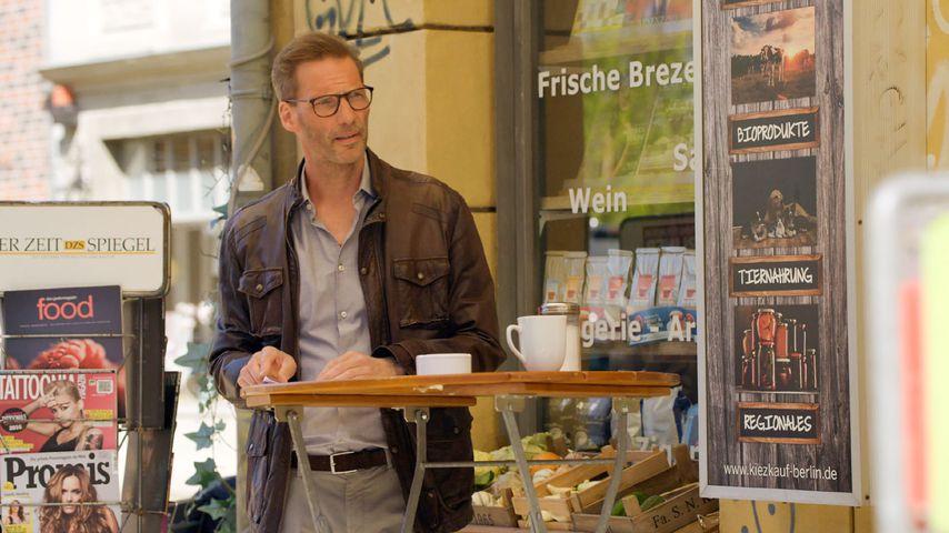 Clemens Löhr in einer GZSZ-Szene