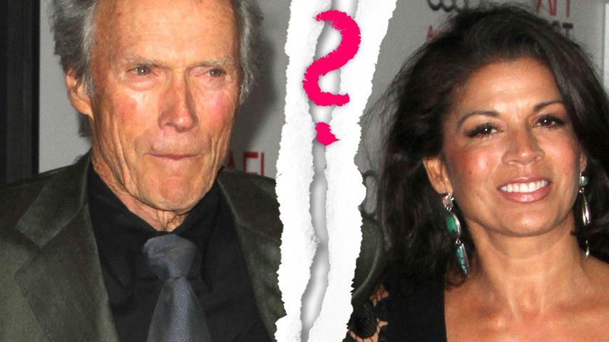 Clint Eastwood (82): Trennung nach 16 Ehejahren?