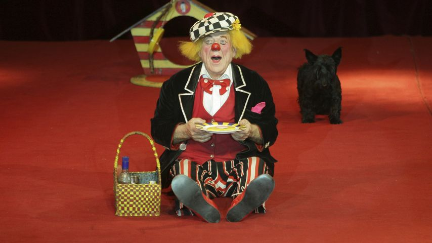 Traurig: Weltberühmter Clown Oleg Popow ist tot!
