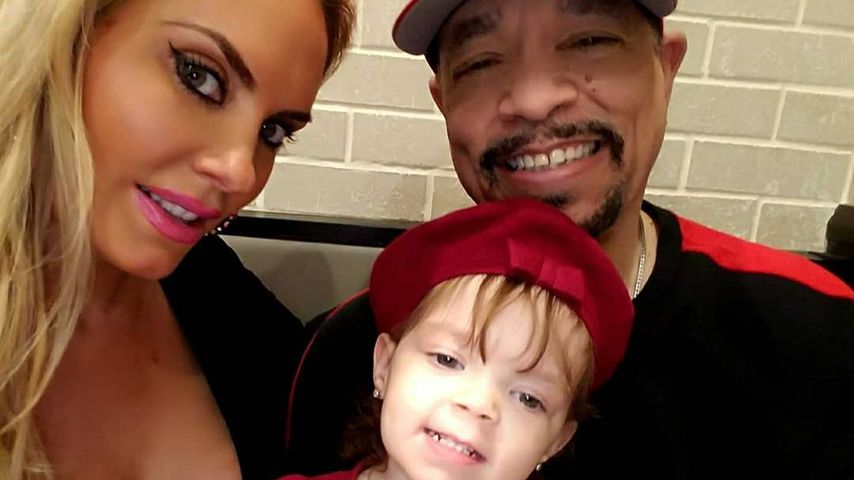 Coco, Ice-T und die gemeinsame Tochter Chanel Nicole