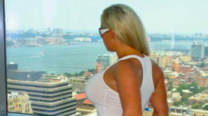 POmpös: Coco zeigt spektakulären Ausblick