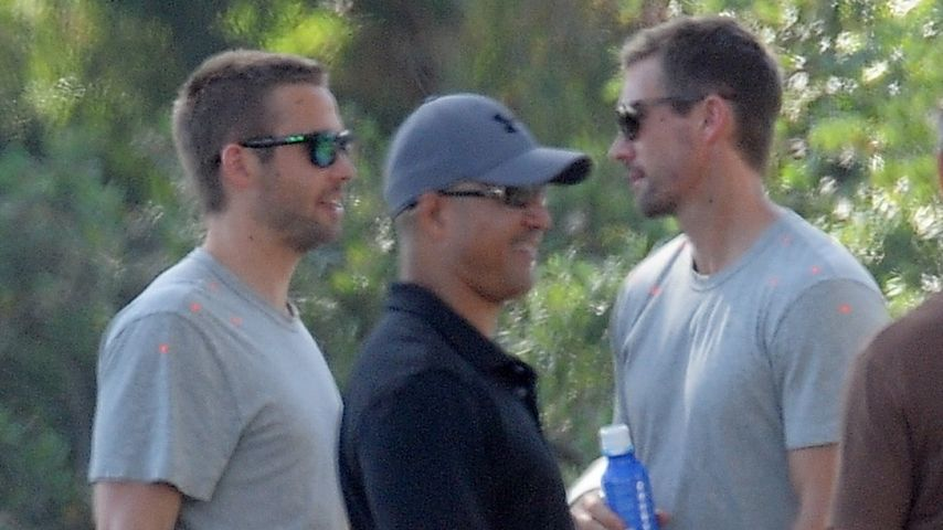 Cody Walker und Caleb Walker