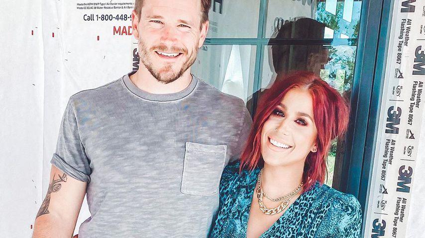 Cole DeBoer und Chelsea Houska im Juni 2020