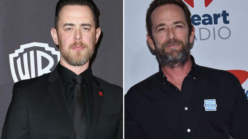 Tom Hanks' Sohn gedenkt Luke Perry mit rührender Geschichte