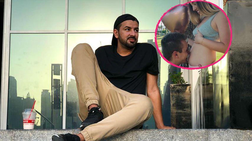 YouTube-Kollege Abdel: Bibi sollte Schwanger-Vloggen lassen!