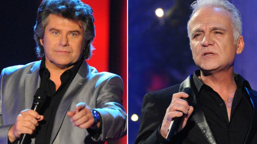 Statt Andy Borg: Nino de Angelo singt im Puff – umsonst!