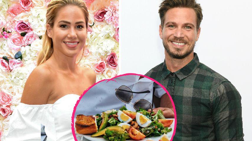 Hiermit heizen Angelina und Basti Paar-Gerüchte weiter an!
