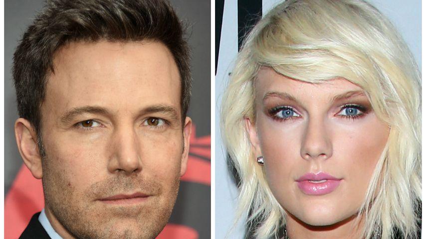 Nope! Ben Affleck und Taylor Swift sind KEIN Paar!