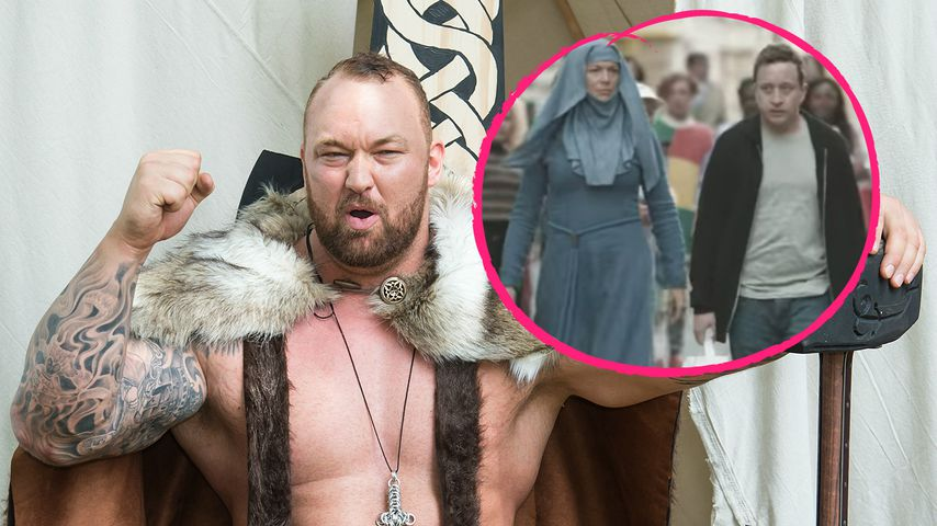 """Schande! """"Game of Thrones""""-Stars läuten lustige Werbeglocken"""