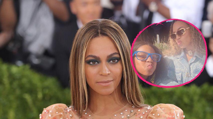 Happy Mami: Sängerin Beyoncé zeigt süße Fotos mit ihren Kids