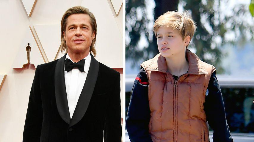 Brad Pitt Tochter