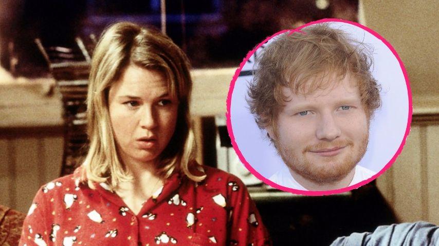 "Kino-Rolle ergattert! Ed Sheeran spielt in ""Bridget Jones"""