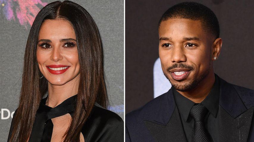 Was läuft wirklich zwischen Cheryl und Michael B. Jordan?