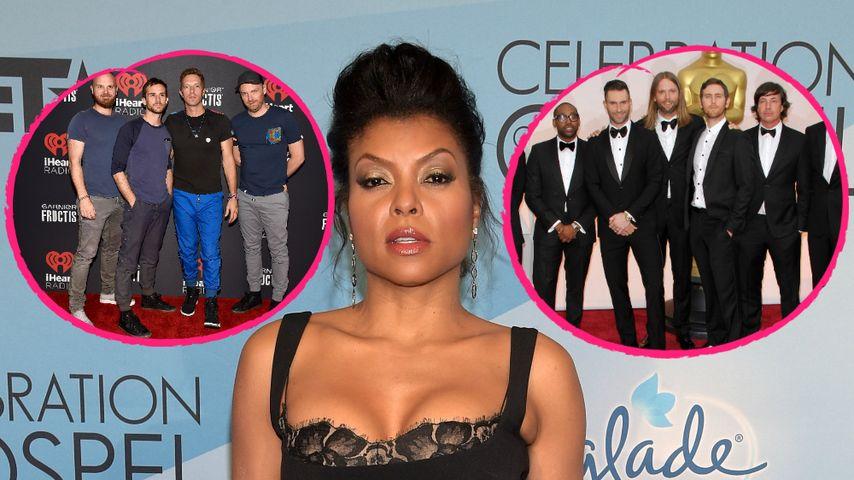 """Peinlich! """"Empire""""-Star verwechselt Coldplay mit Maroon 5"""