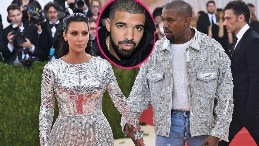 Drake verteidigt T-Swift: Hört auf sie zu haten, Kim & Kanye