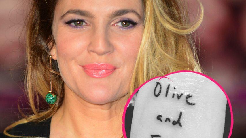 Nach Ehe-Aus: Drew Barrymore sucht Trost bei ihren Töchtern!