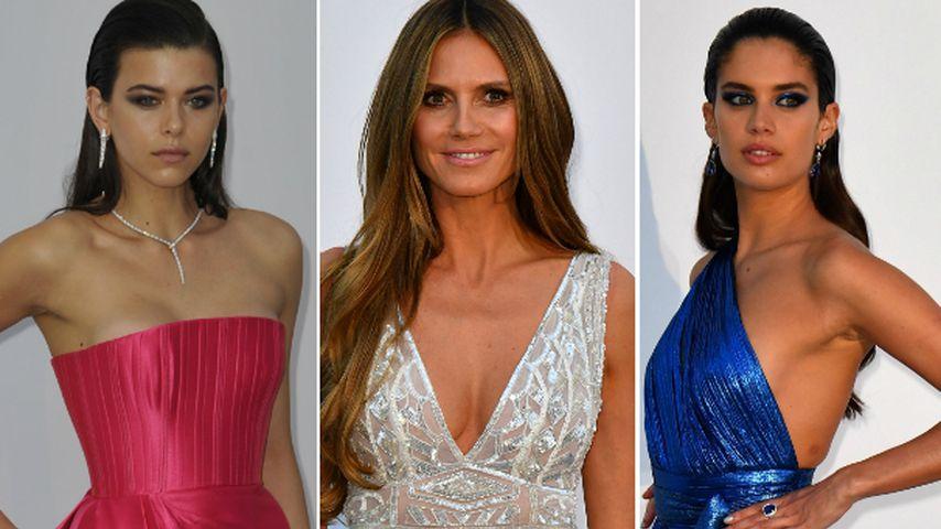 Heidi überstrahlt alle: Die schönsten Looks der amfAR Gala