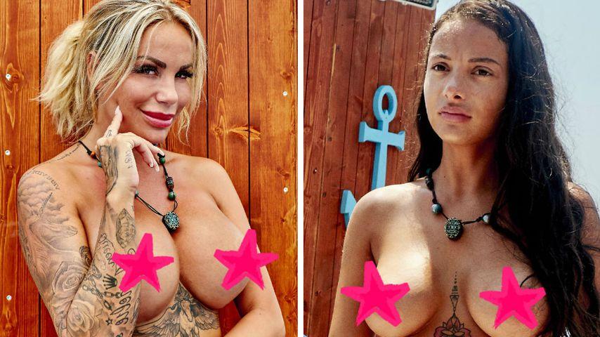 Zu arrogant? Gina-Lisa gibt Emilija Mihailova Karriere-Tipps