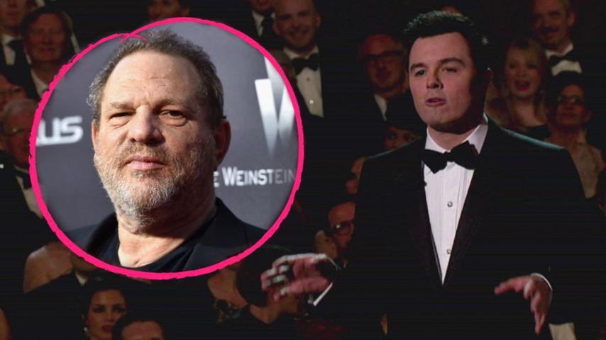 Weinstein-Skandal: Spielte Oscar-Host schon 2013 darauf an?